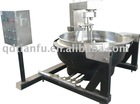 Planetary mixing fuel gas wok