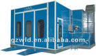 WLD6100 Cheap Price Africa Spray Booth (Economic Type),cheap price and durable use