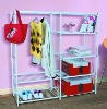 storage shelf,magic rack,DIY rack,multi-use shelf