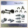 High quality various material forged part