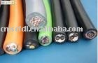 Cold resistant plastic insulated cables
