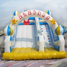 2012 inflatable slide combo