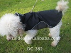 Waterproof/windproof/warm nylon and polar fleece customize dog coats and jackets