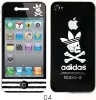 lovely and fashionable phone sticker