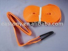 Orange Color Slackline for 15m 25m 30m