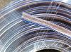 Transparent 2 core 12 guage Speaker Cable