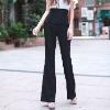 2012 Korea stylish high waist lady slimming long pant