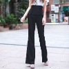 2012 Korea stylish high waist lady slimming long pant