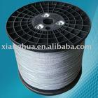 with 8 strands 28GA galvanized metal braid wire
