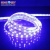 1 Meter 60 Bulbs Waterproof LED Bare Board Light Belt 12V 3825 Multi-functional Light Bar - Blue