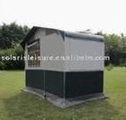 Kitchen tent, store tent