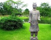 Ancient Chinese antique Terracotta Warrior reproduction