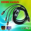 HDMI Cable with HDMI Switch for 3D 1080p