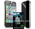 Hi-Q for iPhone 4 Screen Protector film roll Front & Back