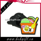 "ice cream soft PVC pencil topper/ 2"" soft pencil toppers"