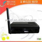 wireless 3G router for hsdpa hsupa hspa