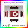 Clip MP3 Player with TF card Slot