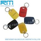 ABS Plastic RFID Keytag/Keyfob/Keychain for Access Control