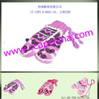2012 100% acrylic knitted glove ccap-8051