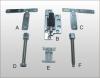 OPK-009-40007 Hardware Fitting Set