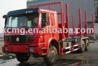 camion con madero
