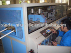 double pvc pipe extrusion line