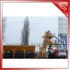 good quality skip type mini concrete mixing plant