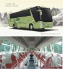 long distance luxurious and commercial 31-50 seats passenger bus