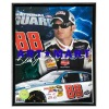 "Dale Jr. 8x10"" Mylar Framed Photo AMM003"