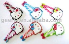 hello kitty cartoon hair clips
