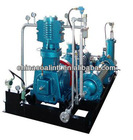 oil free hydrogen compressor in industrial