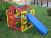 COMBO GYM/PLAYHOUSE/CHILDREN'S SLIDER/PLASTIC PRODUCTS