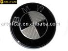 carbon fiber car emblem, carbon fiber car logo