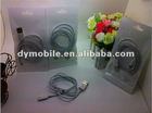 2012 new for iphone 5 data cable with charging and data sync function