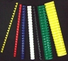 plastic pvc binding comb