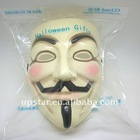 V for Vendetta mask/Halloween movie mask/Party mask