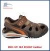 brown Popular Kids Sports summer sandals for little boys