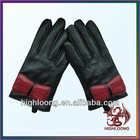 best selling and fashion leather glove manufacturer