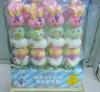 Easter marshmallow kabob