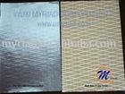 Heat Sealing Aluminum Foil : tri-directional scrim,aluminum foil, aluminum foil insulation