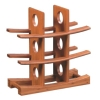 bamboo wine holder(LFGB, SGS)