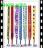 Multicolor Flat Polyester Shoelaces