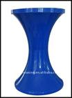 Blue Plastic Folding Stools Tam Tam Stools/Kartell/Knoll/Vitra/Ghost Stool for Bar & Outdoor & Garden