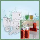 new designed Christmas bathroom hotel bottle bath gel