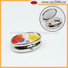 metal pill case