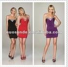 Free Shipping Sexy Bead Homecoming Dresses Under 50 Designer Casual Dresses Under $30 bead design evening dress