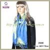 Superior quality slubby yarn fashion scarf 2012