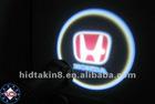 Green light car projector logo for HONDA