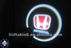 Green light car projector logo for HONDA