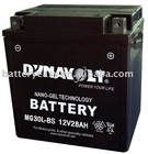 MG 30L-BS motorcycle battery